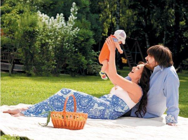 Эвелина Бледанс и Александр Семин: Сын всегда будет для нас самым лучшим и любимым