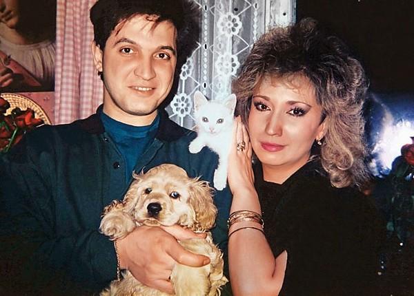 Ирина Аллегрова с мужем Игорем Капустой