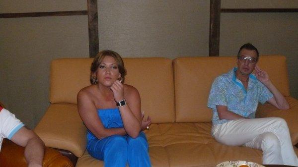 Ирина Дубцова и Сергей Соседов