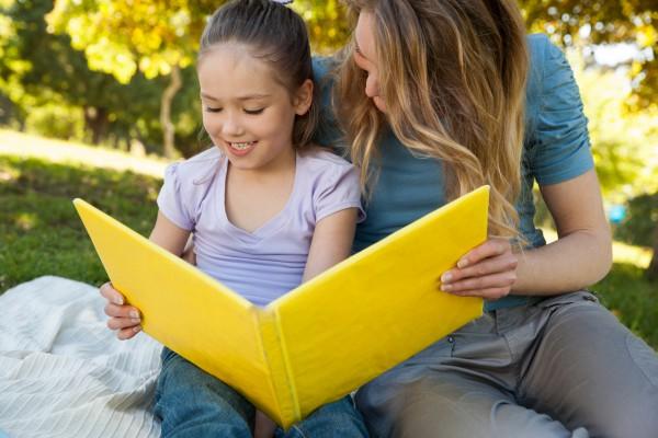 Пусть твой ребенок полюбит читать книги