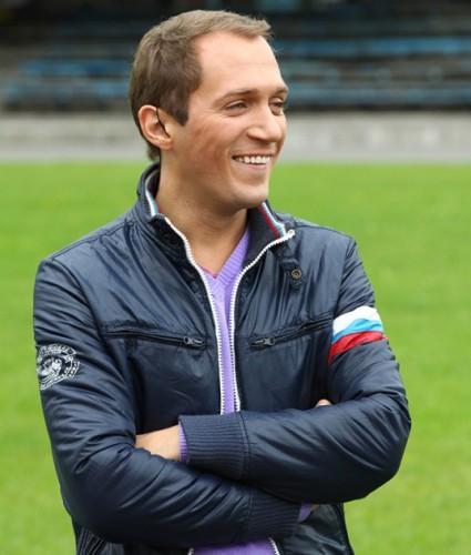 Сергей Чибарь, звезда кулинарного шоу МастерШеф
