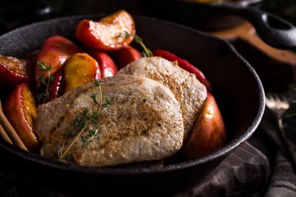 Приготовление блюд из замороженной свинины