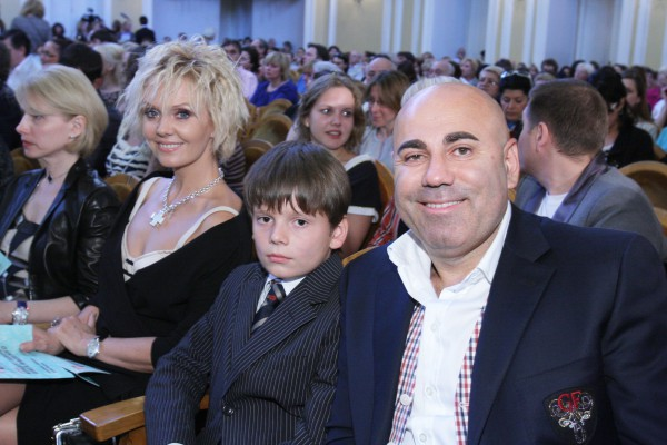 Семья Валерии гордится маленьким Арсением