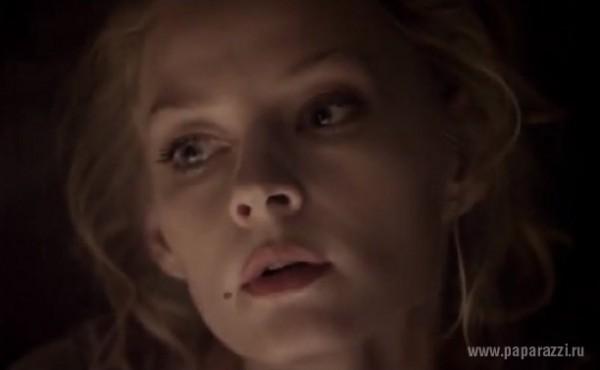 Светална Ходченкова – кадр из клипа Счастье ты мое