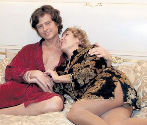 Русское эротическое видео пожилых женщин 42