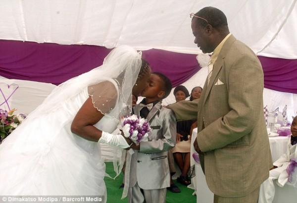 Невеста и негр фото 291-222
