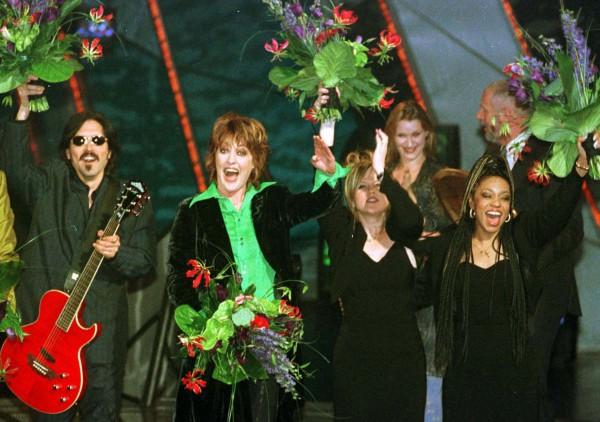 Katrina and the Waves – победитель конкурса Евровидение в 1997 году