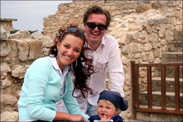 Некогда счастливая семья Александра