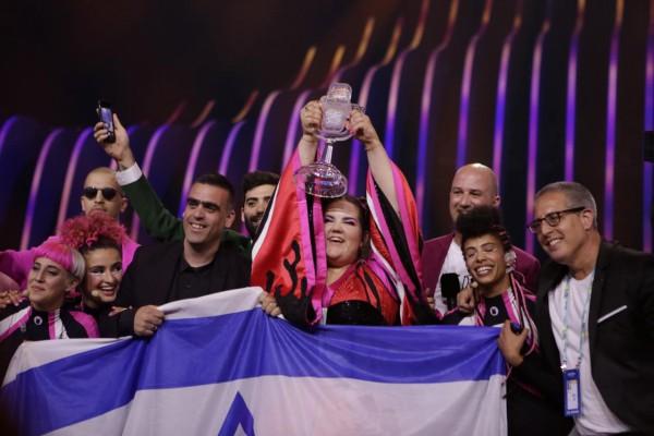 Победитель Евровидения 2018 - Нетта Барзилай