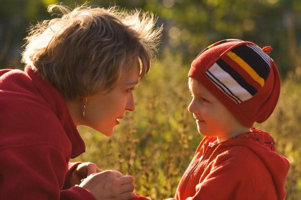 Самое главное в воспитании – это любить ребенка и уважать его как личность