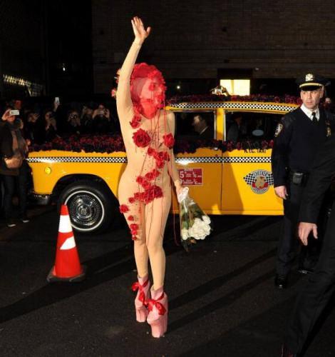 Lady GaGa предстала в новом образе