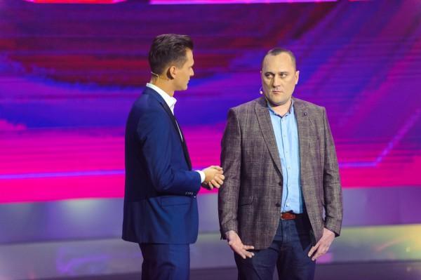 Александр Скичко и Дмитрий Куценко