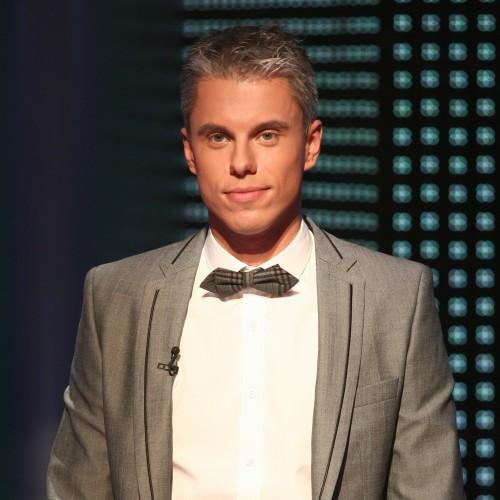 Украинский телеведущий Андрей Доманский