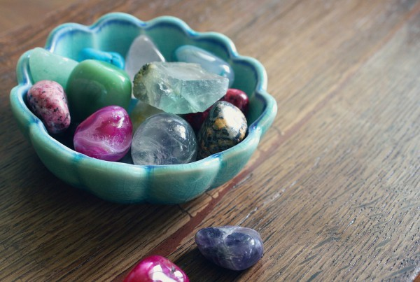 Держи дома кристаллы