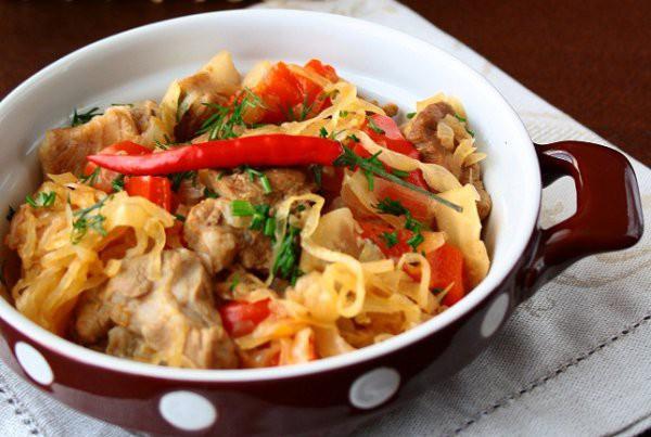 рецепт супа из говядины с болгарским перцем
