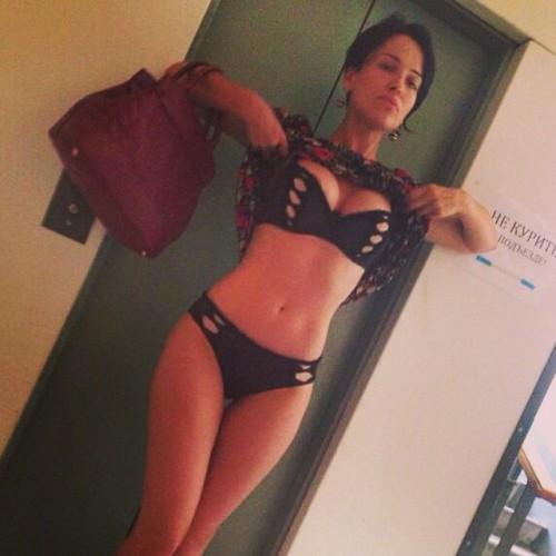 Даша Астафьева продемонстрировала своё белье