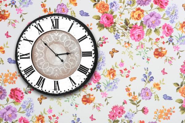 Мастер-класс: Винтажные часы