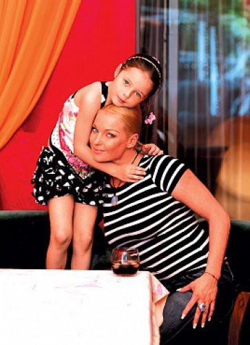 Дочь Анастасии Волочковой не пострадала во время ограбления