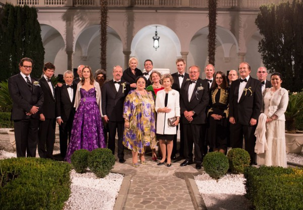 Королевские особы захотели осмотреть Ливадийский дворец ночью
