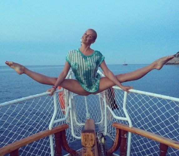 В турции на яхте секс с русскими