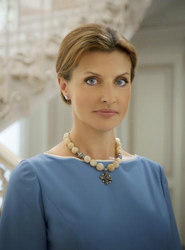 Жена президента Украины Петра Порошенко – Марина