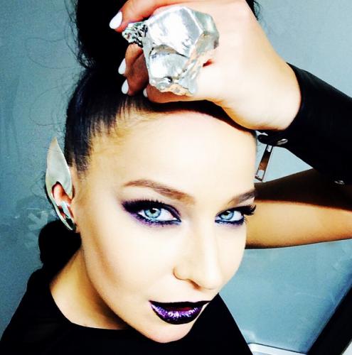 Украинская певица Елка