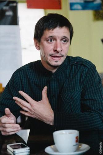 Украинский режиссер Остап Костюк