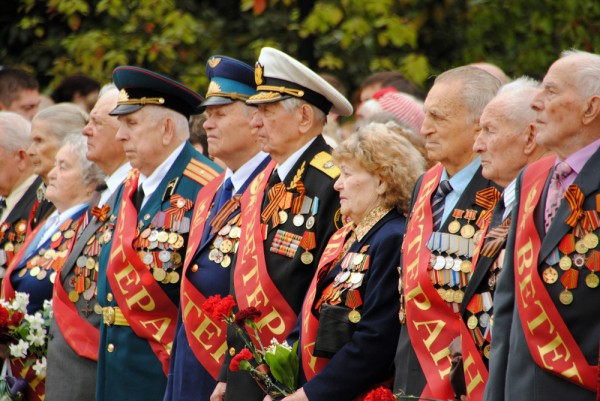 Прояви свое уважение к ветеранам – поздравь их 9 мая с Днем Победы