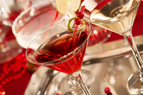Новогодние коктейли на новый год - советы как приготовить новые фото