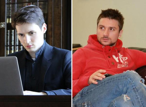 Сергей Лазарев ссорится с Павлом Дуровым