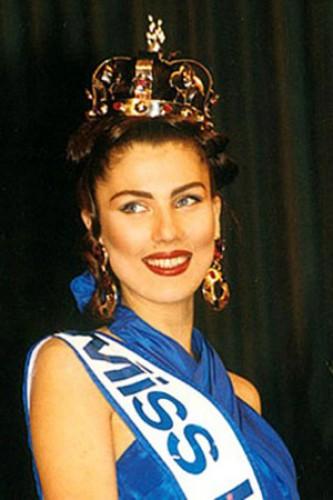 Мисс Украина Вселенная 1995 Ирина Черномаз