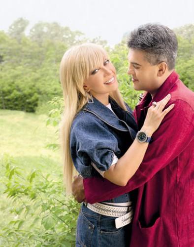 Таисия Повалий и Игорь Лихута ждут внуков