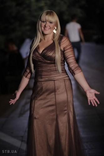Марина Вдовенко, победительница шоу Зважені та щасливі