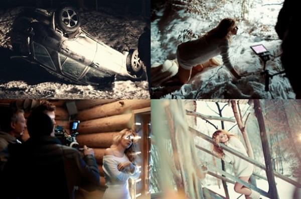 Татьяна Котова рассказала о съемках клипа Признание
