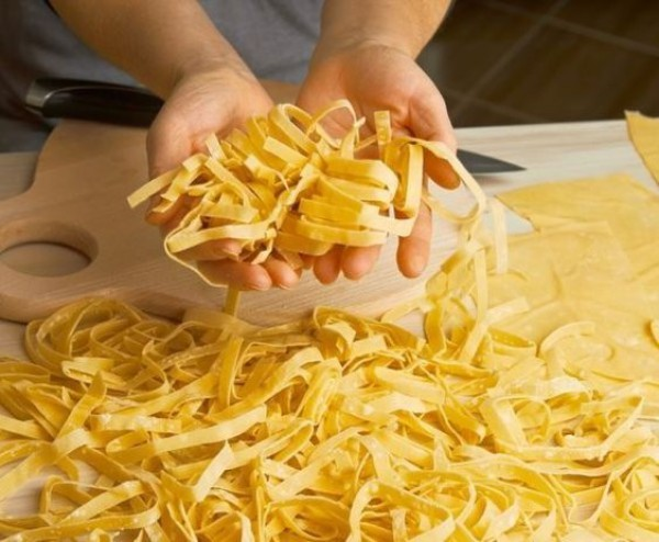 Кулинарная экономия: Макароны с яйцом