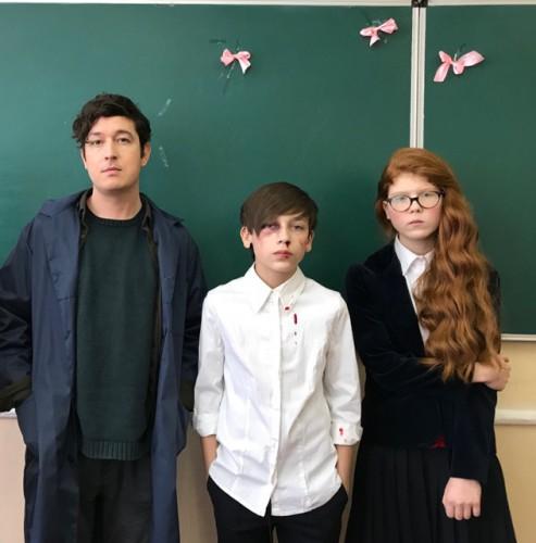 Главные персонажи клипа Pianoбой фото