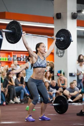 Элина Литвинчук на соревнованиях фото