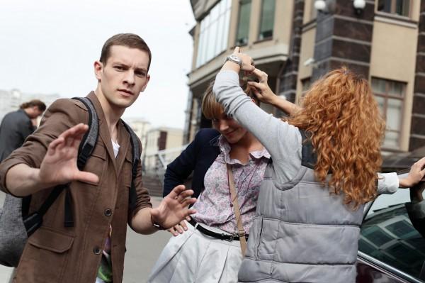 Илья говорит, что не хотел быть актером