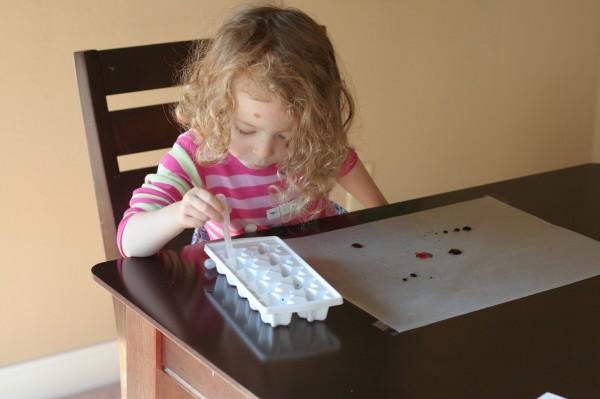 Предложи ребенку заняться творчеством