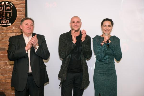 Александр Игнатуша, Слава Красовская, Павел Вишняков фото
