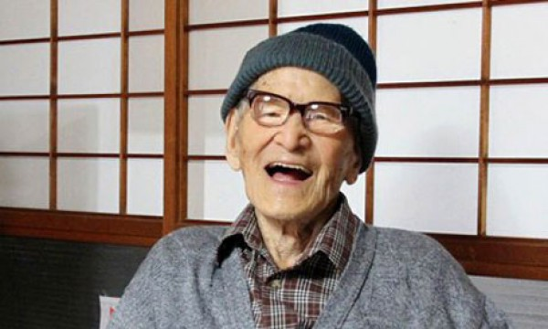 Дзироэмон Кимура скончался на 117-м году жизни