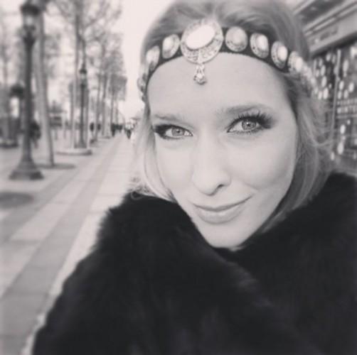 Катя Осадчая не уходит с 1+1