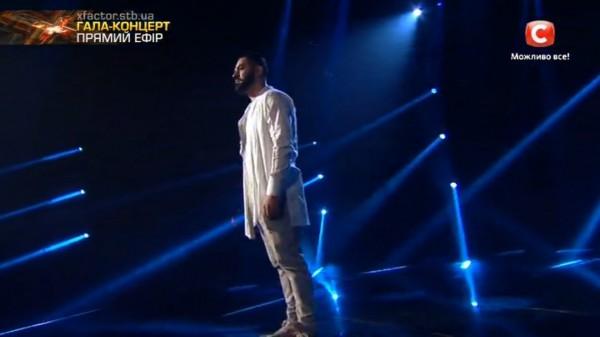 Х-фактор 7 сезон суперфинал: Севак спел популярную композицию