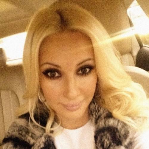 Лера Кудрявцера чаще выбирает яркий повседневный макияж