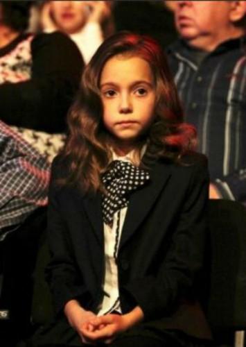 Дочь Оксаны Марченко и Виктора Медведчука Даша пришла к маме на передачу
