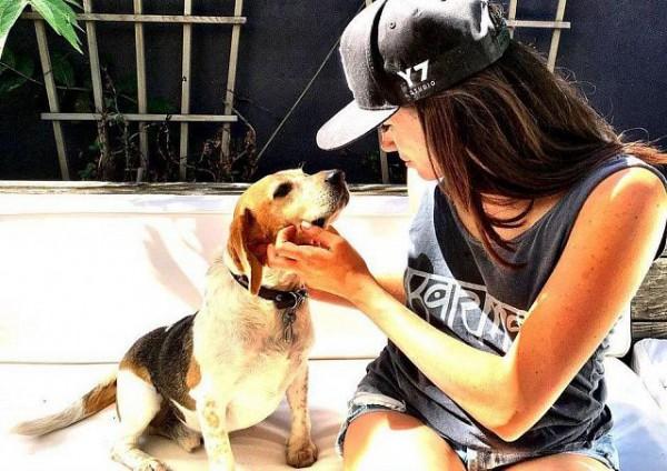 В Торонто у Меган Маркл жили две собаки