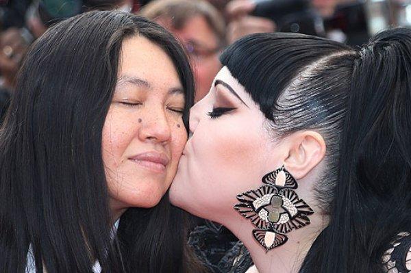 Россия знаменитой лесбиянки 17 фотография