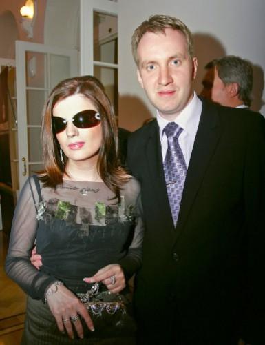 гурцкая познакомилась с мужем
