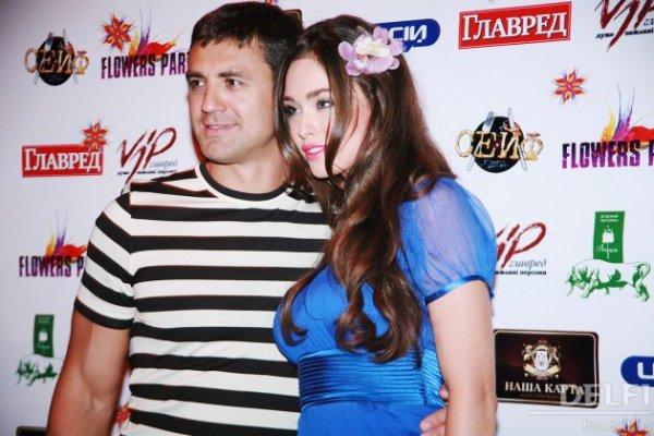 Николай Тищенко и Ирина Журавская