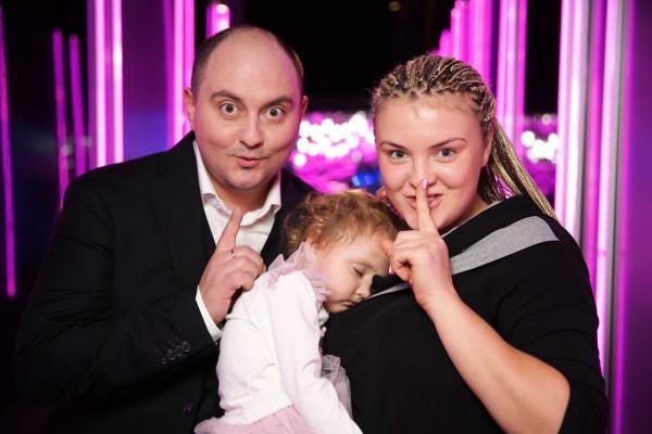 Юрий Ткач с семьёй фото